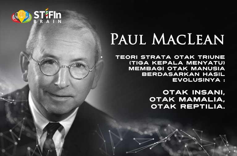 Teori STIFIn Dari Paul MacLean